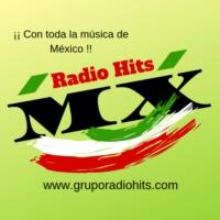 Logo of radio station Radio Hits MX