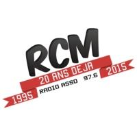 Logo de la radio RCM 97.6 FM