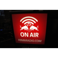 Logo de la radio Red Bull Music Academy Fireside Chat
