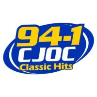 Logo of radio station CJOC 94.1 FM