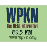 Logo of radio station WPKN
