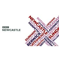 Logo of radio station BBC Radio Newcastle
