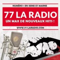 Logo of radio station 77 La Radio