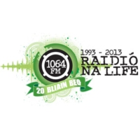 Logo of radio station Raidio Na Life