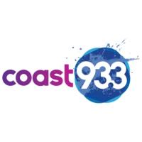 Logo de la radio WSNE-FM Coast 93.3