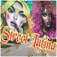 Logo of radio station Street Latina