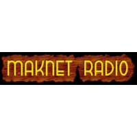 Logo of radio station Maknet