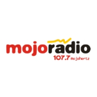 Logo of radio station Mojo Radio 107.7 FM