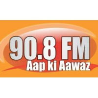 Logo of radio station Aap Ki Aawaz 90.8 FM