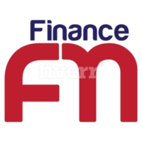 Logo of radio station Finance FM