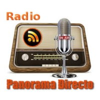 Logo of radio station Panorama Directo