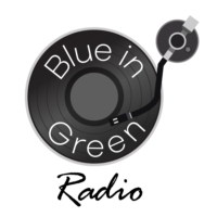 Logo of radio station Blue-in-Green:RADIO