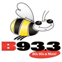 Logo of radio station WLDB B 93.3