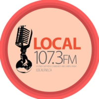 Logo of radio station CFMH-FM Local 107.3FM