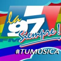 Logo de la radio Fm La 97 Siempre!