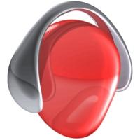 Logo de la radio FUXION LATINA FM