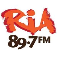 Logo de la radio Ria FM 89.7