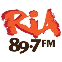 Logo of radio station Ria FM 89.7