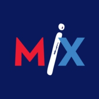 Logo of radio station Mix