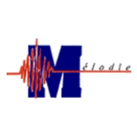 Logo of radio station Melodie FM