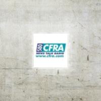 Logo of radio station CFRA