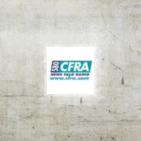 Logo of radio station CFRA