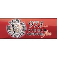 Logo of radio station Apintie FM