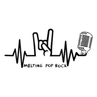 Logo of radio station Melting Pop Rock