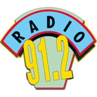 Logo of radio station Radio 91.2