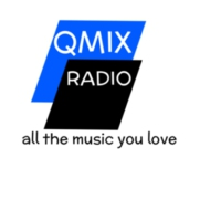 Logo of radio station QMIX Radio