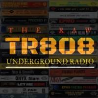 Logo of radio station THE RAW 808 UNDERGROUND