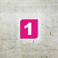 Logo de la radio Paradise FM 105.7