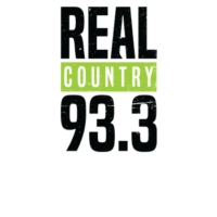 Logo of radio station CKSQ-FM Real Country 93.3