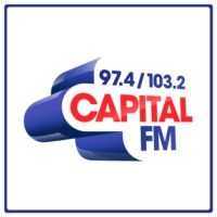 Logo of radio station Capital South Wales