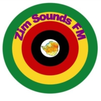 Logo of radio station ZimSoundsFM