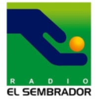 Logo of radio station El Sembrador 104.7 FM