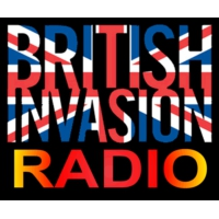 Logo of radio station British Invasion Radio