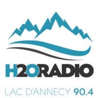 Logo of radio station H2O RADIO
