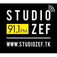 Logo of radio station Studio ZEF Occe