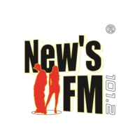 Logo of radio station Radio New's FM