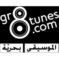 Logo of radio station GR8 - Kalthoumiat