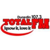 Logo of radio station Total FM 107.3