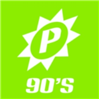 Logo of radio station PulsRadio -  90's