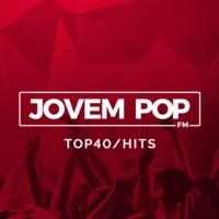 Logo of radio station JOVEM POP - TOP40