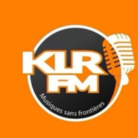 Logo of radio station KLRFM