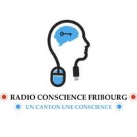 Logo of radio station RADIO CONSCIENCE FRIBOURG