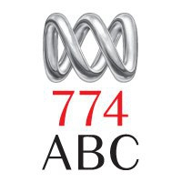 Logo of radio station 774 ABC Melbourne