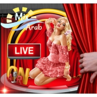 Logo of radio station Arab Mix
