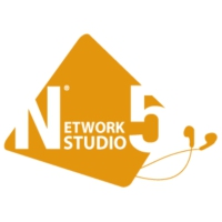 Logo of radio station NetworkStudioFive