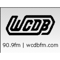 Logo of radio station WCDB